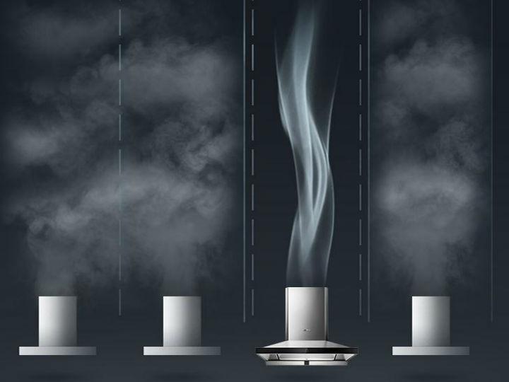 你需要一台抽油烟机拯救呼吸